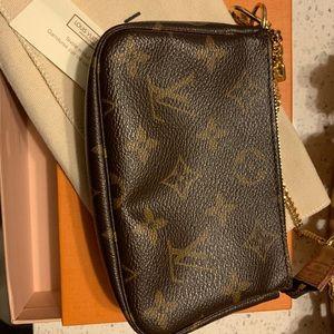 Louis Vuitton Preowned Mini Pochette